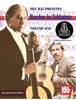 Rico Stover: Barrios In Tablature Volume 1: Guitar: Instrumental Work