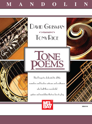 Tony Rice: Tone Poems For Mandolin: Mandolin: Instrumental Work