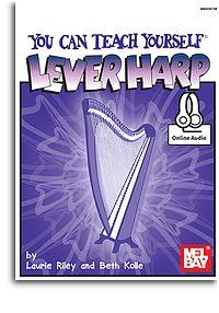 Beth Kolle: You Can Teach Yourself Lever Harp: Harp: Instrumental Tutor