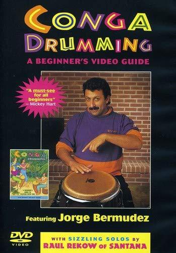 Dworsky: Conga Drumming Dvd: Congas: Instrumental Tutor