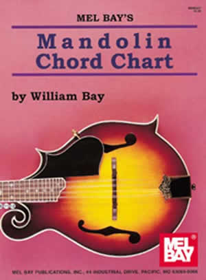William Bay: Mandolin Chord Chart: Mandolin