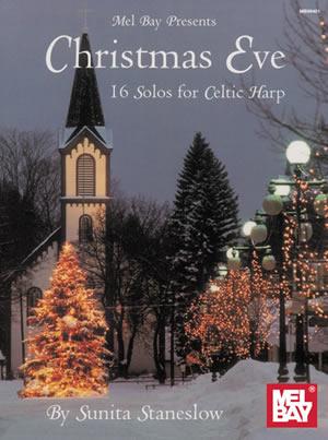 Sunita Staneslow: Christmas Eve: Harp: Instrumental Album