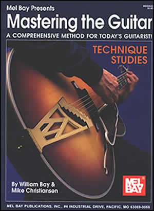 Mel Bay: Mastering The Guitar Technique: Guitar: Study