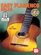 Easy Flamenco Solos Book With Online Audio: Guitar: Instrumental Album