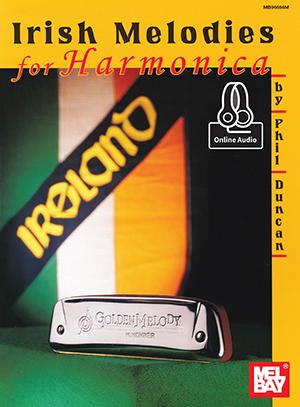Phil Duncan: Irish Melodies For Harmonica: Harmonica: Instrumental Album