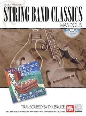 String Band Classics for Mandolin: Mandolin: Instrumental Tutor