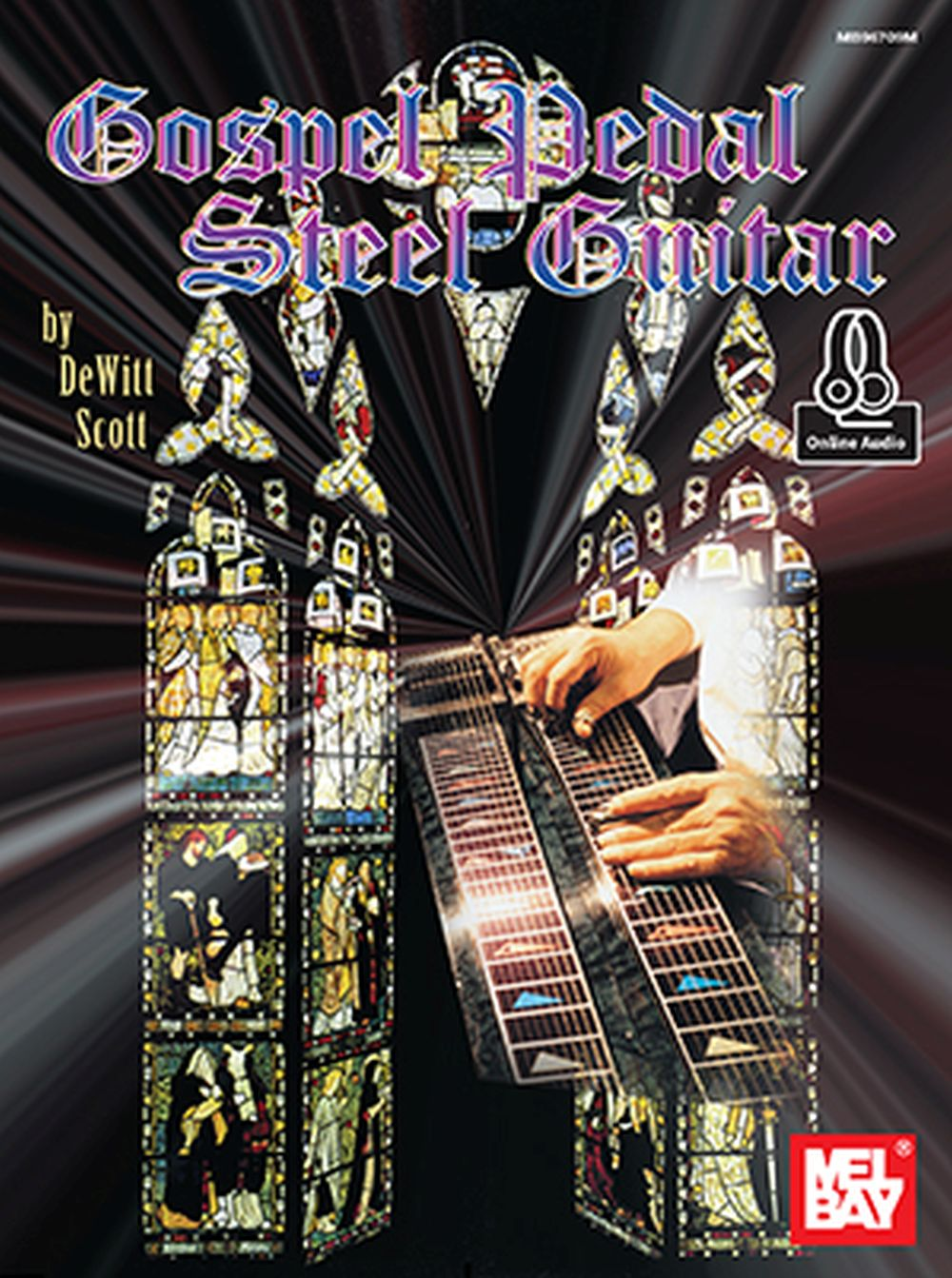 Dewitt Scott: Gospel Pedal Steel Guitar: Guitar: Instrumental Album