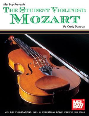 Wolfgang Amadeus Mozart: Student Violinist: Violin: Instrumental Album