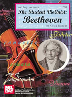Craig Duncan: Student Violinist: Beethoven  The: Violin: Instrumental Album