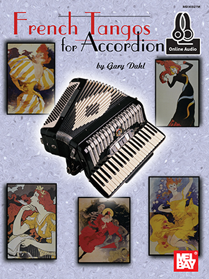 Beuscher-Dahl: French Tangos For Accordion: Accordion: Mixed Songbook