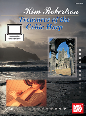 Kim Robertson: Treasures of the Celtic Harp