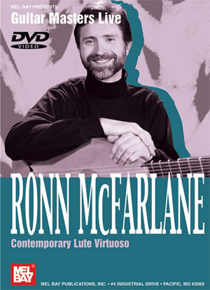 Ronn McFarlane: Ronn McFarlane: Contemporary Lute Virtuoso: Guitar: Recorded