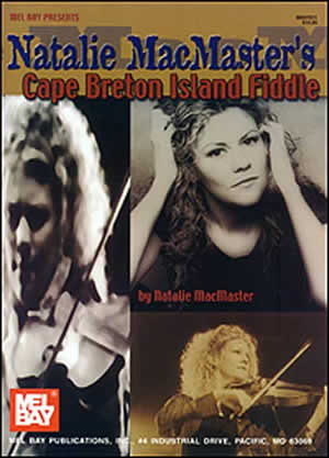 Stacy Philips: Macmaster's  Natalie - Cape Breton Island Fiddle: Violin: