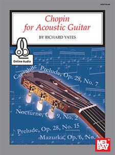 Frédéric Chopin: Chopin For Acoustic Guitar: Acoustic: Instrumental Collection