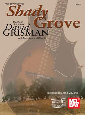 Grisman: Shady Grove: Mandolin