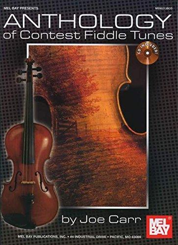 Joe Carr: Anthology of Contest Fiddle Tunes: Violin: Instrumental Album