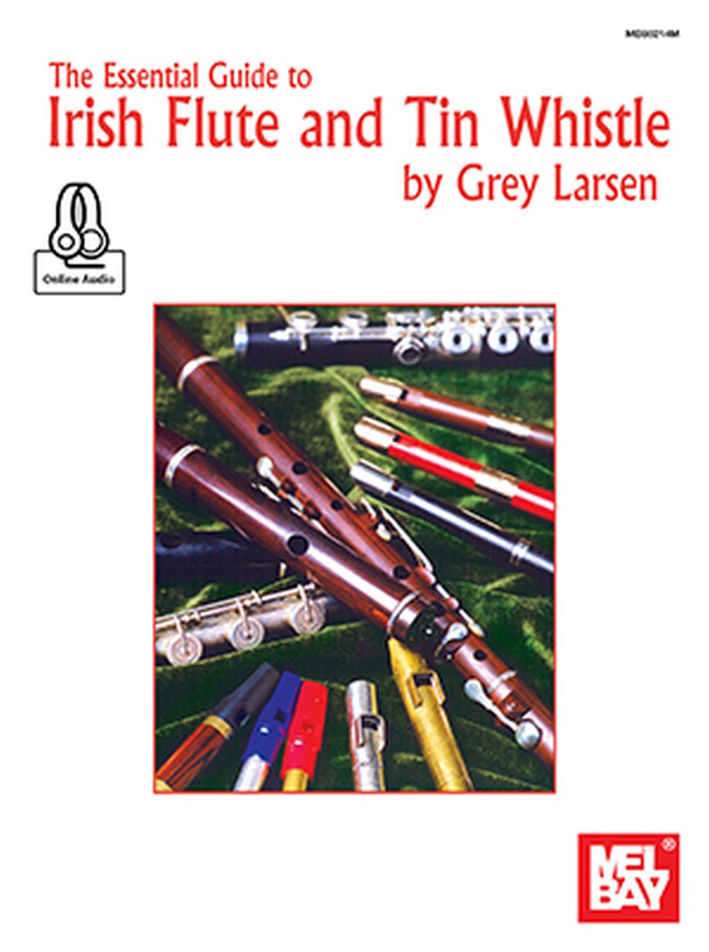 Grey Larsen: Essential Guide To Irish Flute And Tin Whistle: Flute: Instrumental