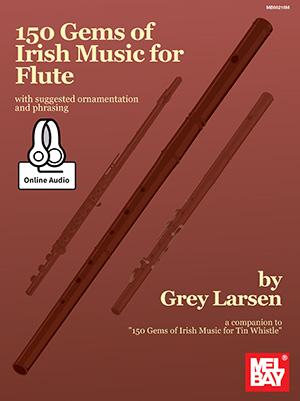 150 Gems Of Irish Music For Flute: Flute: Instrumental Album