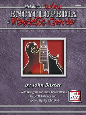 John Baxter: Deluxe Encyclopedia Of Mandolin Chords: Mandolin