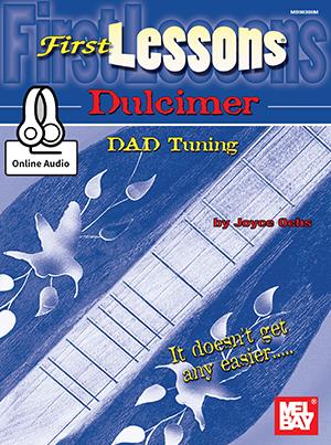 Joyce Ochs: First Lessons Dulcimer - Dad Tuning: Dulcimer: Instrumental Tutor