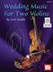 Scott Staidle: Wedding Music For Two Violins: Violin Duet: Instrumental Album