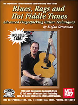 Blues Rags and Hot Fiddle Tune: Guitar: Instrumental Tutor