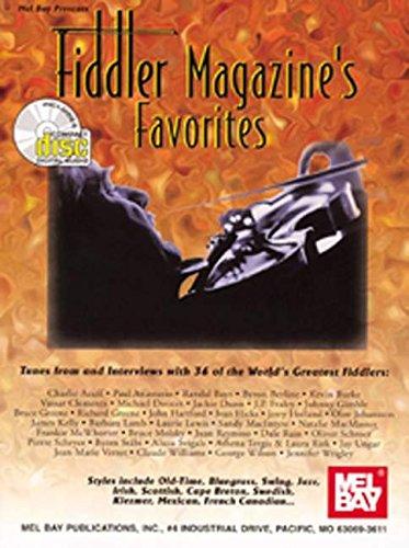 Fiddler Magazine's Favorites: Violin: Instrumental Album