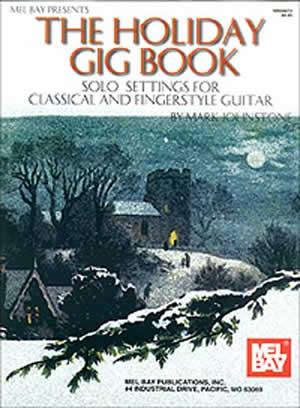 Mark Johnstone: Holiday Gig Book: Guitar: Instrumental Album