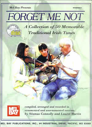 Séamus Connolly: Forget Me Not: Violin