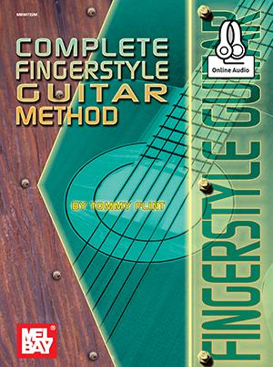 Tommy Flint: Complete Fingerstyle Guitar Method: Guitar: Instrumental Work