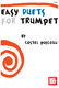 Costel Puscoiu: Easy Duets for Trumpet: Trumpet