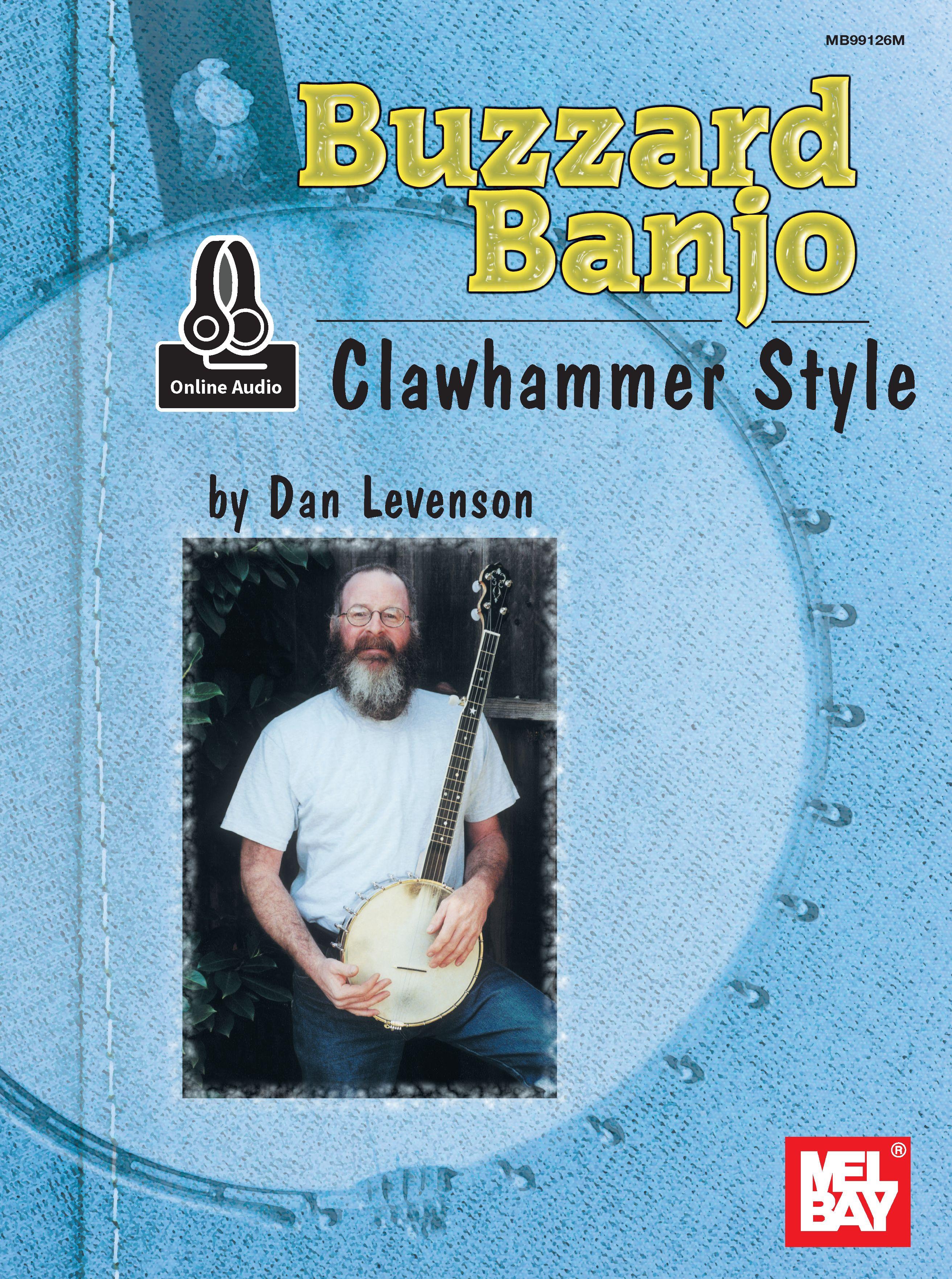Buzzard Banjo - Clawhammer Style: Banjo: Instrumental Tutor
