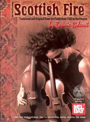 Bonnie Rideout: Scottish Fire: Violin: Instrumental Album