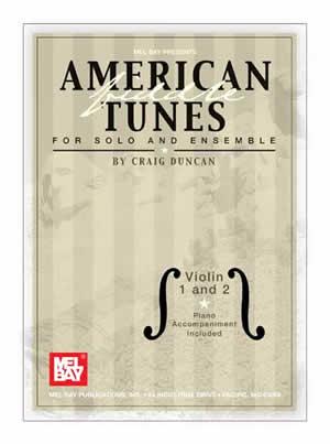 Duncan: American Fiddle Tunes: Violin Duet
