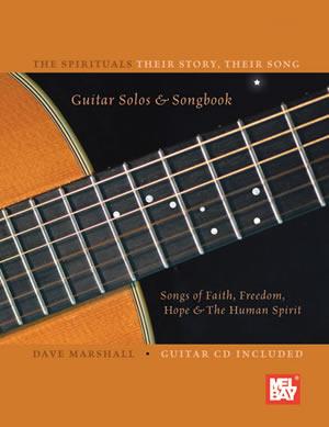 Dave Marshall: Spirituals: Their Story  Their Song: Guitar TAB: Instrumental