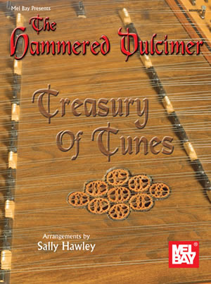 Hawley: Hammered Dulcimer Treasury Of Tunes: Dulcimer: Mixed Songbook