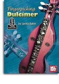 Janita Baker: Fingerpicking Dulcimer: Dulcimer: Instrumental Album