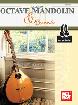 John McGann: Guide To Octave Mandolin And Bouzouki: Mandolin: Instrumental Tutor
