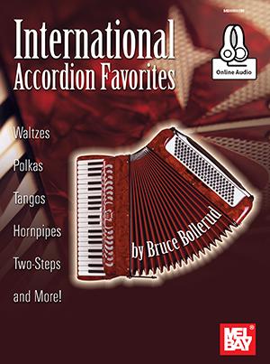 Bruce Bollerud: International Accordion Favorites: Accordion: Instrumental Album