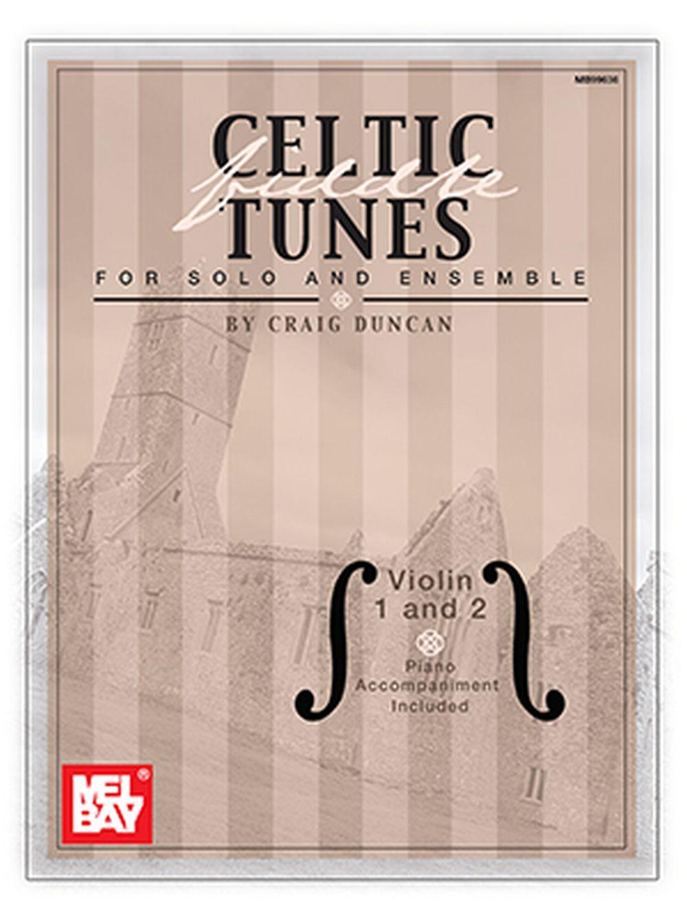 Craig Duncan: Celtic Fiddle Tunes For Solo and Ensemble: String Ensemble: