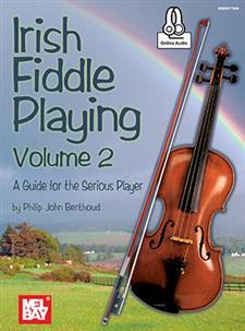 Philip John Berthoud: Irish Fiddle Playing: Violin: Instrumental Tutor