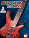 Jazz Scales For Bass Book With Online Audio: Bass Guitar: Instrumental Album