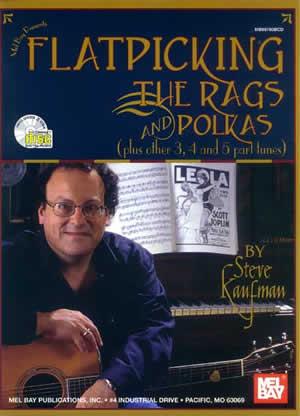 Kaufman: Flatpicking The Rags & Polkas: Instrumental Album