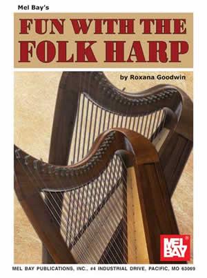 Roxana Goodwin: Fun With The Folk Harp: Harp: Instrumental Tutor