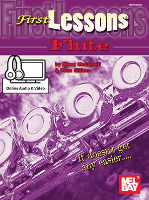 Dona Gilliam: First Lessons Flute: Flute: Instrumental Tutor