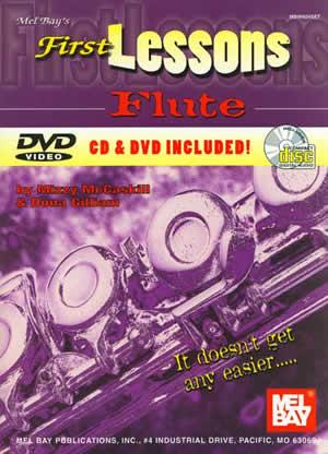 Mc.Caskill-Gill: First Lessons Flute: Flute: Instrumental Tutor