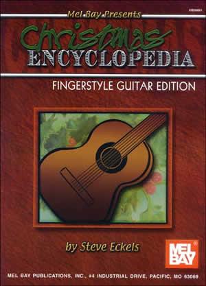 Steve Eckels: Christmas Encyclopedia: Guitar: Instrumental Album