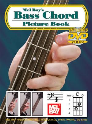 William Bay: Bass Chord Picture Book Book/Dvd Set: Bass Guitar