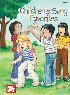Alex Usher: Children's Song Favorites: Mixed Songbook