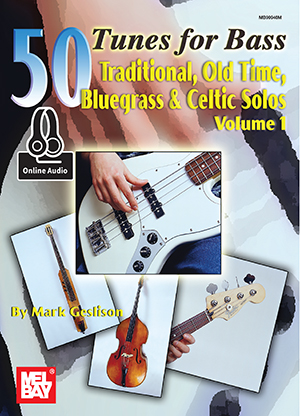 50 Tunes For Bass Volume 1: Bass Guitar: Mixed Songbook